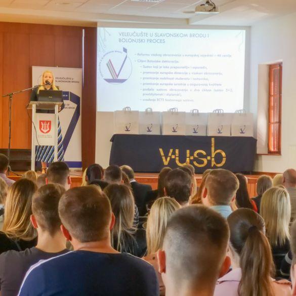 Svečani početak akademske godine 2019./2020. na Veleučilištu u Slavonskom Brodu