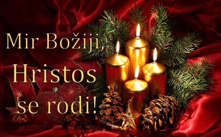Radio Slavonija Mir Božji Hristos Se Rodi